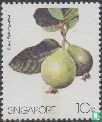 Singapore - Fruits