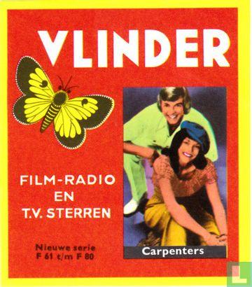 Film-Radio en T.V. Sterren F61-F80