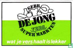 De Jong supermarkten