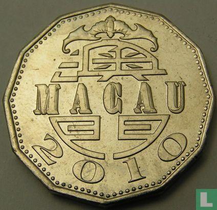Macau - Macau 5 patacas 2010
