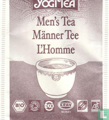 Yogi Tea [r] - Men's Tea