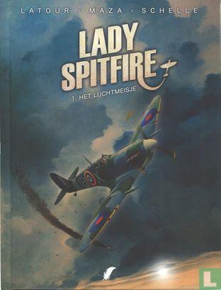 Lady Spitfire - Het luchtmeisje