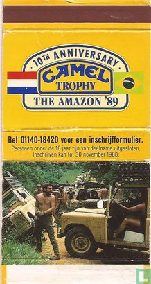 Camel Trophy The Amazon '89