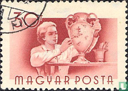 Hongrie - Professions