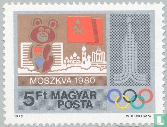 Hongarije - Olympische Spelen
