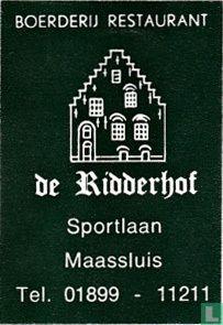 Boerderij de Ridderhof