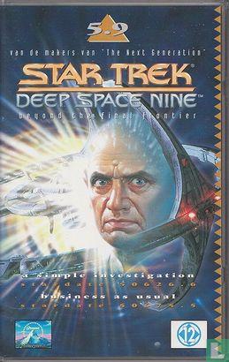 Bande vidéo VHS - Star Trek Deep Space Nine 5.9