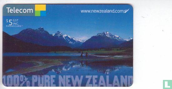 Telecom New Zealand - 100% Pure New Zealand