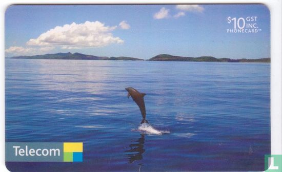 Telecom New Zealand - Bottlenose Dolphin