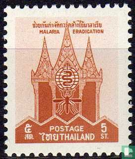 Thailand - Kampf gegen malaria