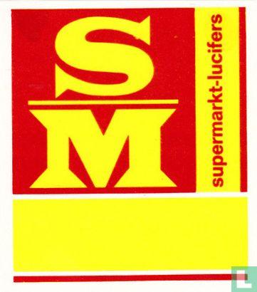 SM - supermarkt lucifers