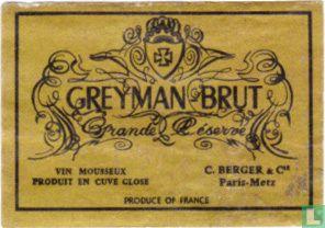 Greyman Brut