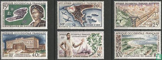 French West Africa - Dakar