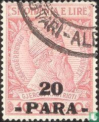 Albanië [ALB] - Skanderbeg