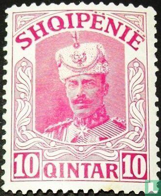 Albanië [ALB] - Wilhelm zu Wied