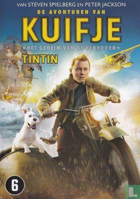 DVD - Het geheim van de Eenhoorn / The Secret of the Unicorn