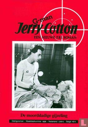 G-man Jerry Cotton 1829
