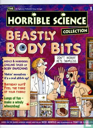 The Horrible Science Collection 1 - Afbeelding 1