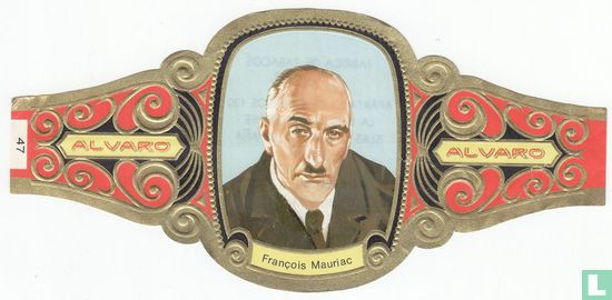 Alvaro - François Mauriac Francia 1952