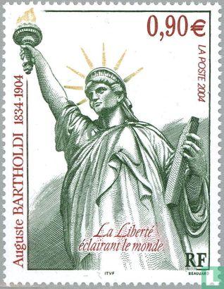 Frankrijk [FRA] - Auguste Bartholdi