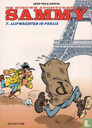 Sammy [Berck] - Lijfwachten in Parijs