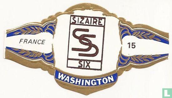 Washington - SIZAIRE SS SIX - FRANCE