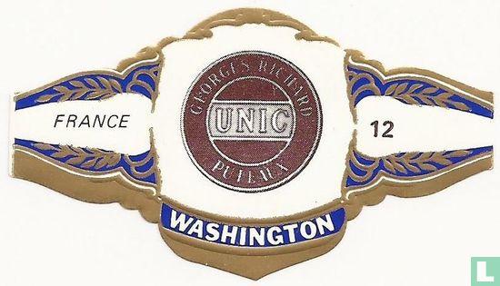 Washington - GEORGE RICHARD UNIC PUTEAUX - FRANCE