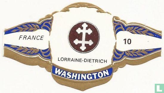 Washington - LORRAINE-DIETRICH - FRANCE