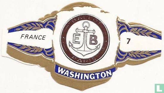 Washington - BALLOT E B PARIS - FRANCE