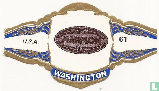 Washington - MARMON - U.S.A.