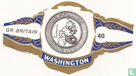 Washington - LEA-FRANCIS COVENTRY - GR.-BRITAIN