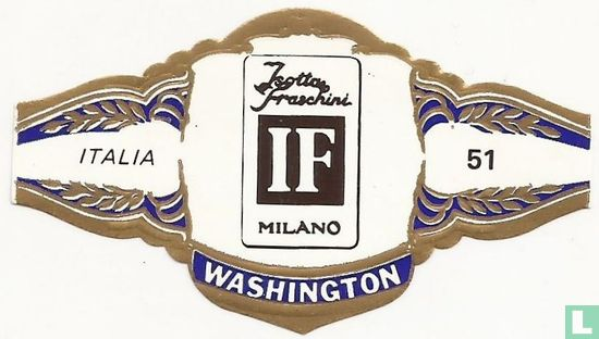 Washington - Isotta Fraschini IF MILANO - ITALIA