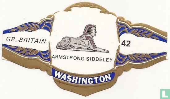 Washington - ARMSTRONG SIDDELEY - GR.-BRITAIN