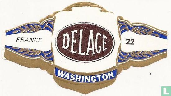 Washington - DELAGE - FRANCE