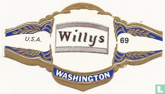 Washington - Willys - U.S.A.