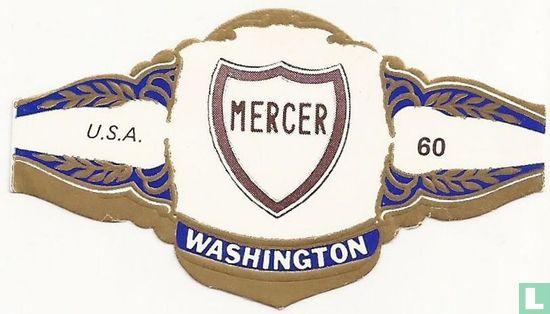 Washington - MERCER - U.S.A.