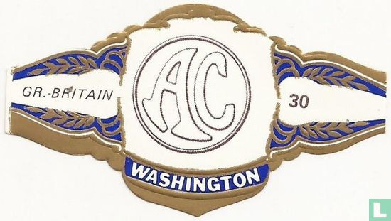 Washington - AC - GR.-BRITAIN