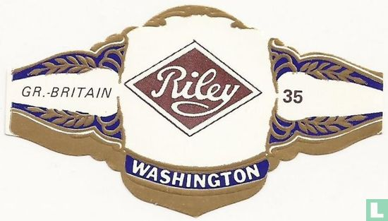 Washington - Riley - GR.-BRITAIN