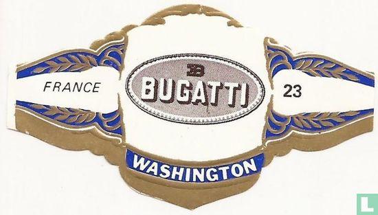 Washington - 3B BUGATTI - FRANCE