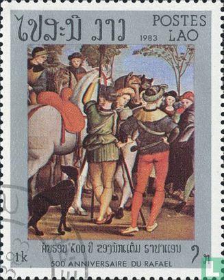 Laos - Raphael
