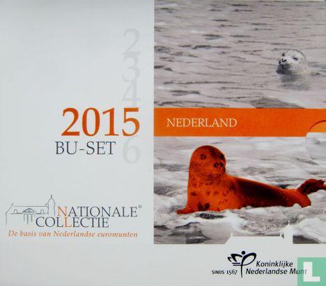 """Nederland - Nederland jaarset 2015 """"Nationale Collectie"""""""