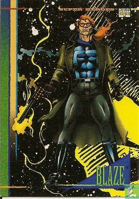 Marvel 1993 - Blaze