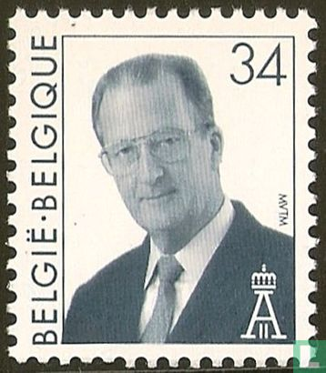 Belgium [BEL] - King Albert II