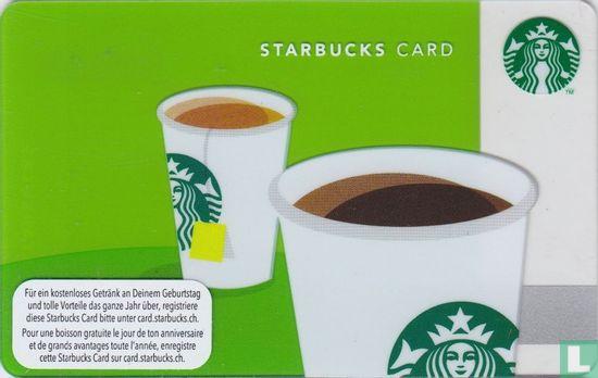 Starbucks Zwitserland - Bild 1