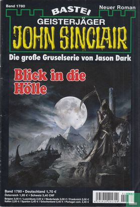 Geisterjäger John Sinclair 1780 - Afbeelding 1