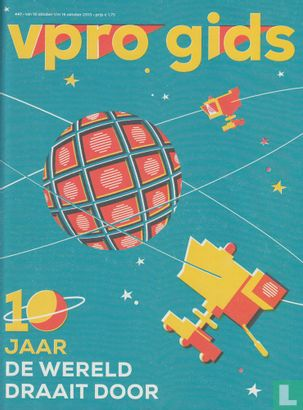 VPRO Gids 41 - Afbeelding 1