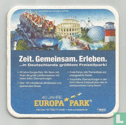 Duitsland - Europa*Park® - 40 Jahre - Zeit. Gemeinsam. Erleben. / Erdinger