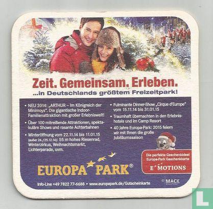 Germany - Europa*Park® - Zeit. Gemeinsam. Erleben. / Bitburger