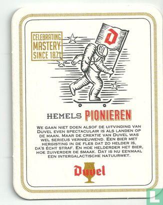 België - Hemels pionieren