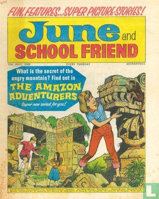 Amazon Adventurers, The - June and School Friend 435